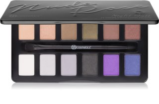 BH Cosmetics Nude Rose Night Fall paleta de sombras