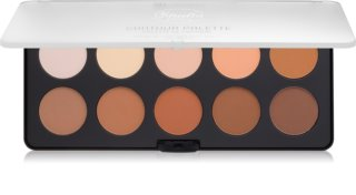 BH Cosmetics Studio Pro Contouring palett Med highlighter