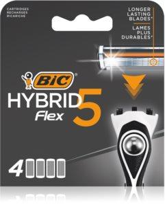 BIC FLEX5 náhradné žiletky 4 ks