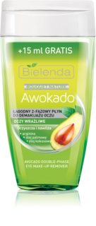 Bielenda Avocado Gentle 2-Phase Makeup Remover For Sensitive Eyes