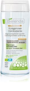 Bielenda BioTech 7D Collagen Rejuvenation 40+ Mizellen-Reinigungswasser mit regenerierender Wirkung