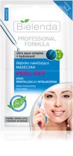 Bielenda Professional Formula Peel-Off gel maska s hidratantnim učinkom