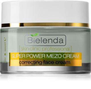 Bielenda Skin Clinic Professional Correcting κρέμα για ανανέωση της ισορροπίας της επιδερμίδας με αναζωογονητικά αποτέλεσματα