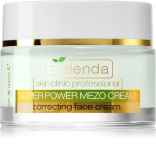 Bielenda Skin Clinic Professional Correcting creme para restaurar o equilíbrio da pele com efeito rejuvenescedor