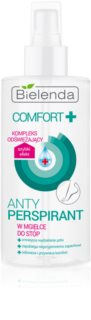 Bielenda Comfort+ Antiperspirant Spray for Legs