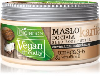 Bielenda Vegan Friendly Shea масло для тіла