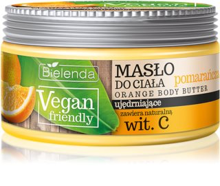 Bielenda Vegan Friendly Orange масло для тіла