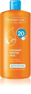 Bielenda Sun Care Hydraterende Bruiningsmelk  SPF 20