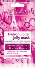 Bielenda Jelly Mask Hydro Booster ultra hydratační gelová maska na obličej