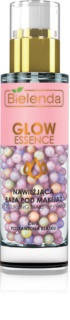 Bielenda Glow Essence Feuchtigkeit spendende Foundation-Basis unter dem Foundation