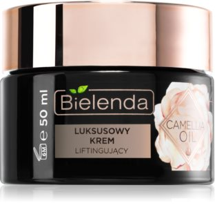 Bielenda Camellia Oil κρέμα ανύψωσης ημέρας και νύχτας 50+