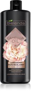 Bielenda Camellia Oil delikatnie oczyszczający płyn micelarny