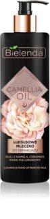 Bielenda Camellia Oil latte struccante detergente
