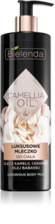 Bielenda Camellia Oil pielęgnujące mleczko do ciała