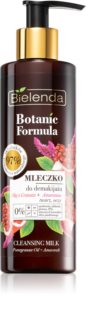Bielenda Botanic Formula Pomegranate Oil + Amaranth oczyszczające mleczko do twarzy