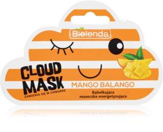 Bielenda Cloud Mask Mango Balango energizująca maseczka do twarzy
