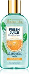 Bielenda Fresh Juice Orange acqua micellare idratante