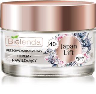 Bielenda Japan Lift crème de jour anti-rides 40+