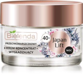 Bielenda Japan Lift λειαντική κρέμα νύχτας 40+
