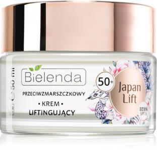 Bielenda Japan Lift Lifting-Tagescreme gegen Falten 50+