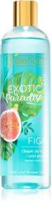 Bielenda Exotic Paradise Fig ulje za kupku i tuširanje