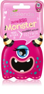 Bielenda Monster nourishing face sheet mask 3D