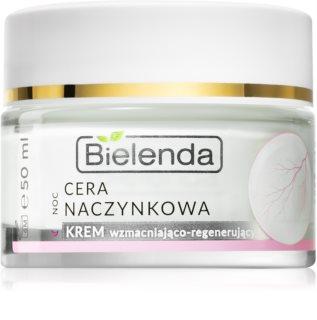 Bielenda Capillary Skin noční krém redukující zarudnutí pleti