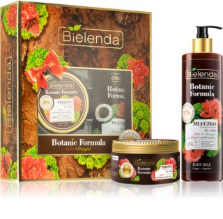 Bielenda Botanic Formula Ginger + Angelica подарунковий набір I.