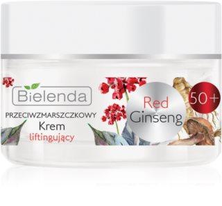 Bielenda Red Gingseng Lifting Rejuvenating Moisturiser 50+
