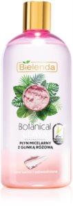 Bielenda Botanical Clays apa micelara hidratanta cu argila