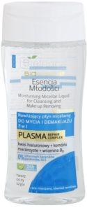 Bielenda BioTech 7D Essence of Youth 30+ lozione micellare detergente 3 in 1