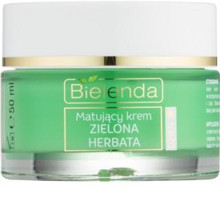 Bielenda Green Tea Matterende Dagcrème voor Gemengde Huid