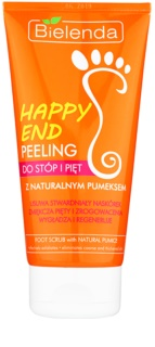 Bielenda Happy End Foot and Heel Scrub with Natural Pumice