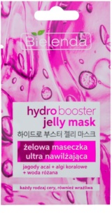 Bielenda Jelly Mask Hydro Booster Ultra Hydrating Gel Mask for Face