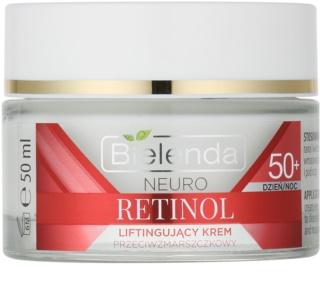 Bielenda Neuro Retinol ανυψωτική κρέμα 50+