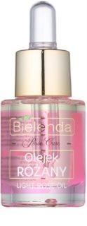 Bielenda Rose Care leichtes Öl für die Haut