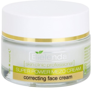 Bielenda Skin Clinic Professional Correcting Creme zur Erneuerung der Hautbalance mit Verjüngungs-Effekt