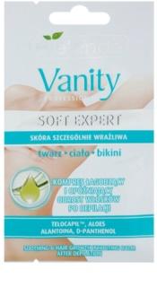 Bielenda Vanity Soft Expert καταπραϋντικό βάλσαμο μετά την αποτρίχωση