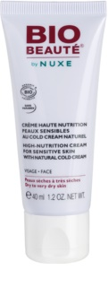 Bio Beauté by Nuxe High Nutrition crema nutritiva con cold cream