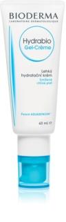 Bioderma Hydrabio Gel-Crème crema gel hidratanta cu textura usoara pentru piele sensibila normala-combinata