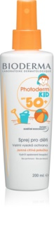 Bioderma Photoderm KID Spray Skyddande spray för barn SPF 50+