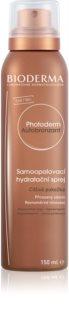 Bioderma Photoderm Autobronzant spray autobronzeador para pele sensível