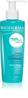 Bioderma ABC Derm Relax Oil Body Oil for Kids