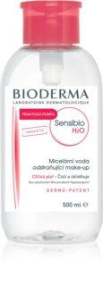 Bioderma Sensibio H2O micelární voda pro citlivou pleť s dávkovačem