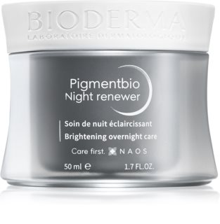 Bioderma Pigmentbio Night Renewer nočni serum proti temnim madežev