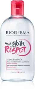 Bioderma Sensibio H2O micelárna voda limitovaná edícia