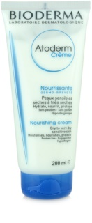 Bioderma Atoderm Body Cream for Dry to Very Dry Skin Fragrance-Free