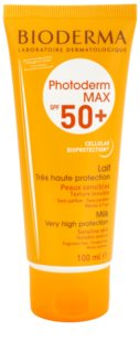 Bioderma Photoderm Max Make-Up Solmælk til intolerant hud SPF 50+