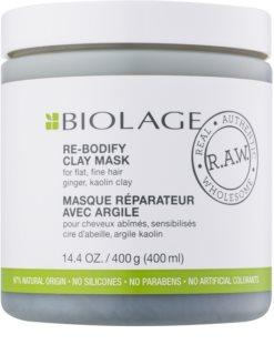 Biolage R.A.W. Uplift Klei Masker  voor Fijn en Futloss Haar