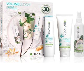 Biolage Essentials VolumeBloom подаръчен комплект I. (за фина коса)